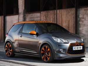 Citroën DS3 Racing va avea fix 1.000 de exemplare