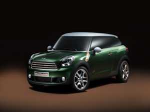 Mini dezvăluie conceptul Paceman din care se va naște un crossover coupe