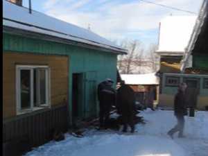 Doi batrani de 87 de ani, sot si sotie, morti asfixiati in casa