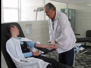 Centrul de Transfuzii Suceava, luat cu asalt de donatori