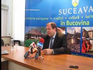 Flutur nemultumit de primarii care au lasat balta evenimentele din programul Craciun in Bucovina