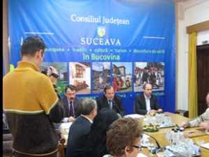 Flutur le-a multumit consilierilor judeteni pentru colaborarea din 2010