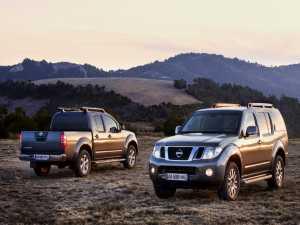 Nissan Navara și Pathfinder păstrează rețeta care le-a consacrat