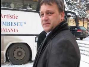 Autocar nou pentru Ansamblul Ciprian Porumbescu