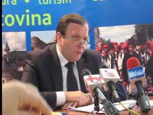 Flutur: In judet vor demara proiecte de 500 de milioane de euro