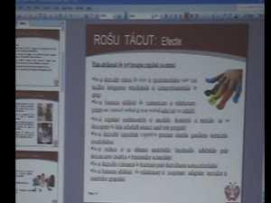 """""""Roşu Tăcut"""", proiect pentru 25 de copii şi tineri cu dizabilităţi"""