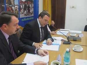 Proiect de 120 de milioane de euro pentru infrastructura de apa si canal din judet