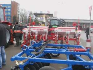 Peste 100 de companii participa la Targul Agro Expo Bucovin