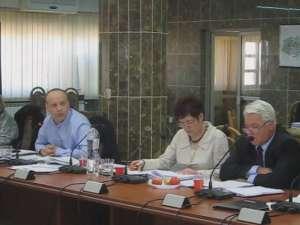 Scandal în Consiliul Local între Donţu şi Harşovschi