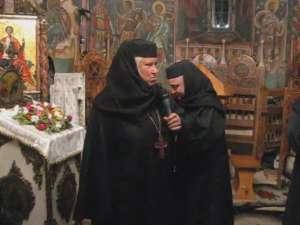 Te Deum la Mănăstirea Voroneţ, la 20 de ani de la reînfiinţarea obştii mănăstireşti