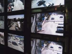 Străzile Sucevei sunt supravegheate non-stop de 108 camere video