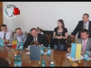 Flutur a obţinut acceptul ucrainenilor pentru construcţia autostrăzii Nord – Sud