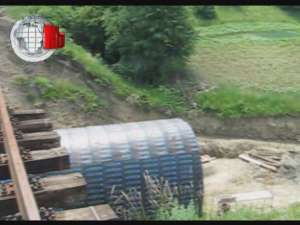 Linia CFR Suceava - Cacica va fi dată din nou în folosinţă în luna iulie