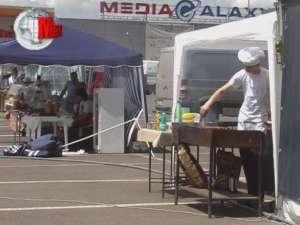 Produse tradiţionale şi bio, la Shopping City Suceava