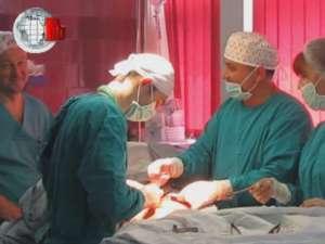 Intervenţie chirurgicală urologică, în premieră la Spitalul Suceava