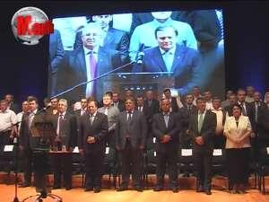 PD-L şi-a prezentat candidaţii de primar pentru 62 de localităţi