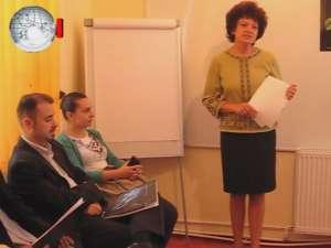 """""""Trupul se vindecă repede. Sufletul nu"""", sloganul campaniei lansate ieri, la Suceava, de Salvaţi Copiii"""