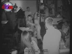 Individul care a tăiat un om cu sabia în discotecă, prins după aproape trei luni