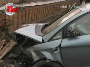 Pericol de explozie în Şcheia, din cauza unui şofer imprudent