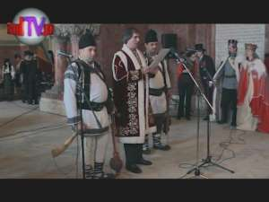 Doctorul Petrea Dulgheru, solia Cetăţii de Scaun a Sucevei, la Alba Iulia, al treilea an consecutiv