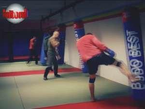 """""""Ursul Carpatin"""" a început selecţia de luptători pentru MMA"""