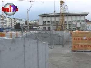 Acces gratuit la parcările subterane din centrul Sucevei