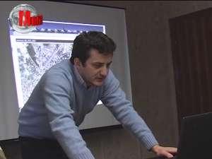 Economii de minim 40% la noul sistem de iluminat al principalei artere de circulaţie a Sucevei