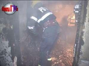 O femeie, mamă a cinci copii, a ars de vie în casa concubinului