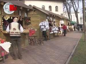 Târgul de Paşti de la Suceava