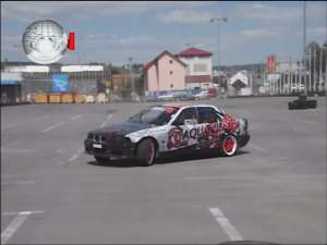 Suceava, gazda celei de-a treia etape a Campionatului Naţional de Drift 2012