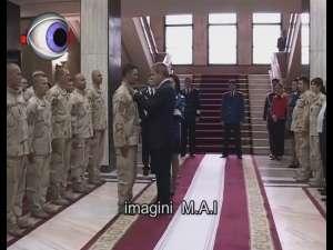 Jandarm sucevean, distins de ministrul de Interne în calitate de şef de misiune în Afganistan