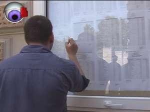 Doi candidaţi au întârziat la bac şi au susţinut examenul mai târziu, cu subiecte de rezervă