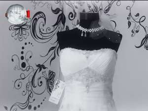 Salonul Allia Brides, un concept nou, care oferă rochii de mireasă unicat