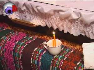 Bătrână de 86 de ani, omorâtă în bătaie. Fiul ei, suspect principal