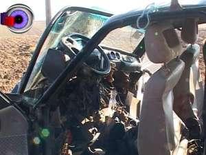 Accident cu şase victime pe drumul dintre Salcea şi Vereşti