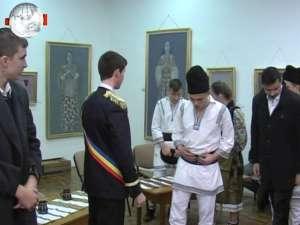 """Unirea Principatelor Române, marcată la Biblioteca Bucovinei """"I.G. Sbiera"""""""