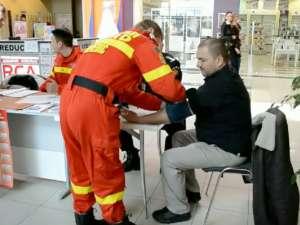 Campanie ISU Suceava pentru redirecţionarea a 2% din impozitul pe venit către SMURD