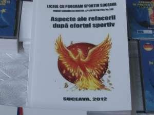 Aspectele refacerii după efortul sportiv, abordate într-o carte de profesorii de la LPS Suceava