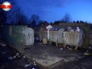 Făt uman, găsit aruncat într-un buncăr din cartierul Burdujeni