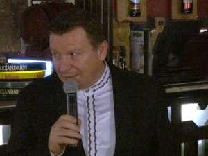 Aurel Tămaș a încălzit sufletele sucevenilor, la restaurantul Vama Veche