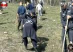 """Pompierii s-au implicat în campania """"Plantează un arbore"""""""