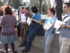 Stop distrugerii spaţiilor verzi din municipiul Suceava