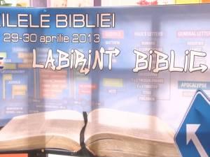 Zilele Bibliei, la Iulius Mall Suceava