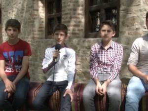 """Patru fraţi din Rădăuţi, elevi ai Colegiului de Muzică """"George Enescu"""" Bucureşti, se pregătesc să cucerească scenele lumii"""