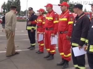 Salvatorii ISU Suceava, cei mai buni din zona Moldovei în întrecerea echipajelor SMURD