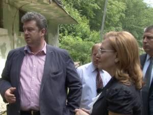 """Ministrul turismului, Maria Grapini, va susţine proiectul """"Safari Adventure Park Bucovina"""""""