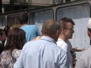 77% dintre candidaţii de la examenul de titularizare au luat note peste 5