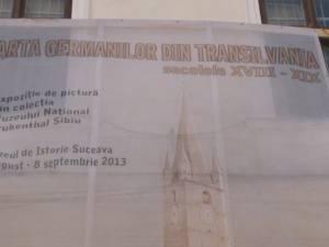 """Expoziţia """"Arta germanilor din Transilvania - secolele XVIII-XIX"""""""