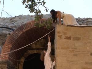 """""""Romeo şi Julieta"""", în Cetatea de Scaun a Sucevei"""