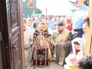 Mănăstirea Hagigadar, plină de credincioşi care s-au rugat pentru îndeplinirea dorinţelor